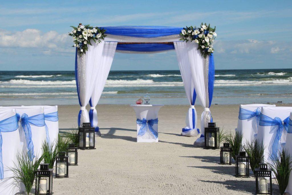 Affordable Beach Wedding  Daytona Beach  New Smyrna Beach Weddings