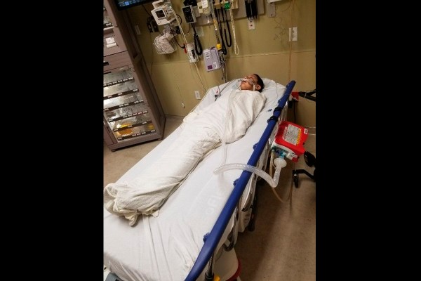 9-Year Old Boy With Flu-Like Symptoms Fighting For Life Against ...