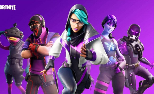 Epic Games Update Fortnite Infinity Blade And Others