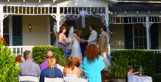 Congratulations Jennifer and Jorge! 173 Carlyle House Historic Downtown Norcross