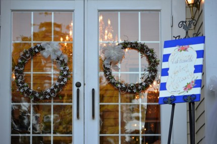 Congratulations John and Melissa! 173 Carlyle House Historic Downtown Norcross