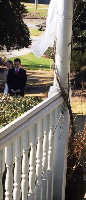Congratulations Kate and Zach! 173 Carlyle House Historic Downtown Norcross