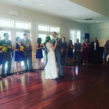 Congratulations Jackie and Barry! 173 Carlyle House Historic Downtown Norcross