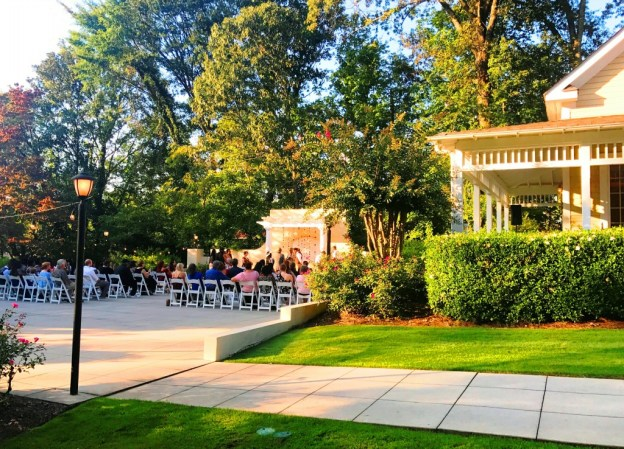 Tavoris and Stephanie's Wedding 173 Carlyle House Historic Downtown Norcross