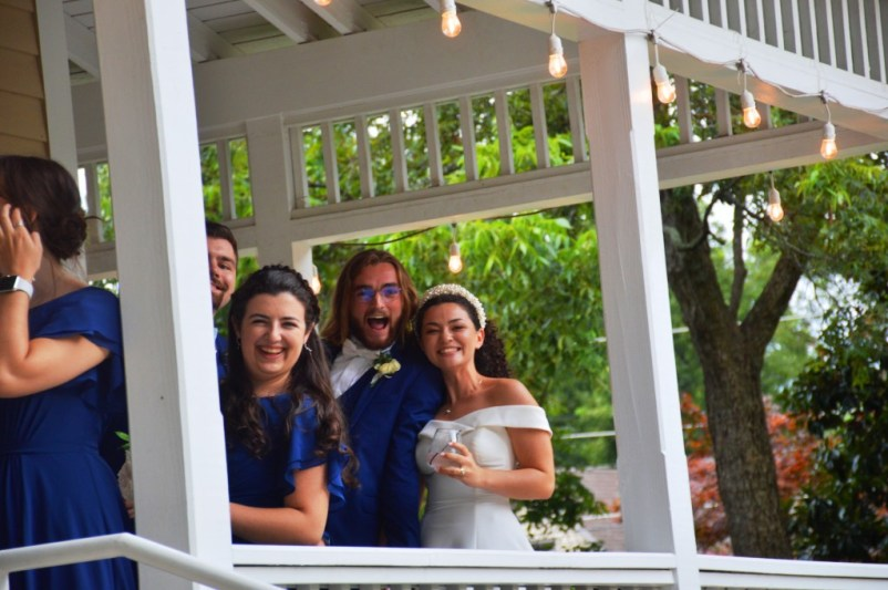 Trenton and Elizabeth's Wedding 173 Carlyle House Historic Downtown Norcross