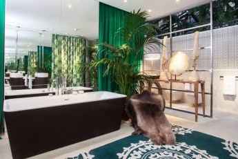 Villeroy & Boch en Casa Decor - Julian Gallego Jungle Bath0