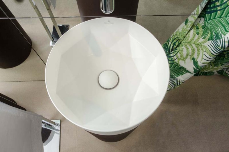 Villeroy & Boch en Casa Decor - Julian Gallego Jungle Bath1