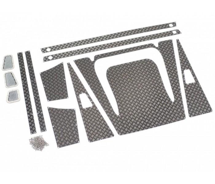 Land Rover Defender Diamond Plate