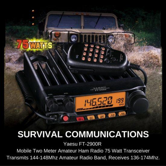 survival-communications