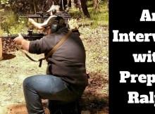 interview, Prepper Ralph, preparedness, prepper, SHTF, EMT, EMS, Youtube