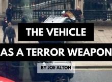 terrorism, terroist, vehicle, ISIS, preparedness, prepper, weapon, Joe Alton