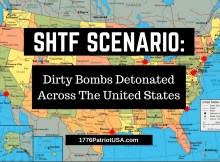 SHTF, WROL, terrorist, terrorism, prepper, preparedness, survival, dirty bomb