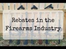 rebates, firearm, guns, sale, save money