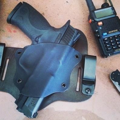Smith & Wesson, M&P, M&P9, pistol, 9mm, SHTF, prepper, preparedness, training