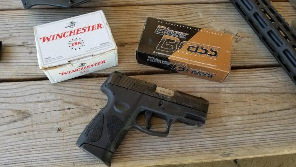 Taurus G2, 9mm, pistol
