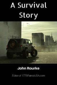 A SUrvival Story, book, ebook, prepper fiction