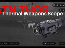 ATN Thor, thermal. weapons, sight,