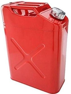jerry can, gas can, metal gas can, SHTF, prepper, preparedness, shtf
