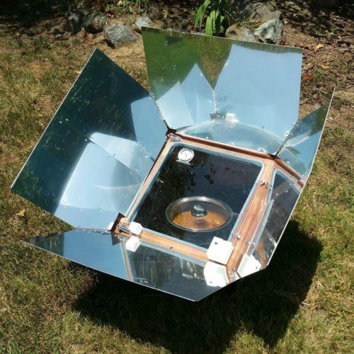 Sun Oven, solar cooking, SHTF, prepper