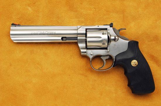 Colt King Cobra, 357 Magnum, pistol, Colt, revolver