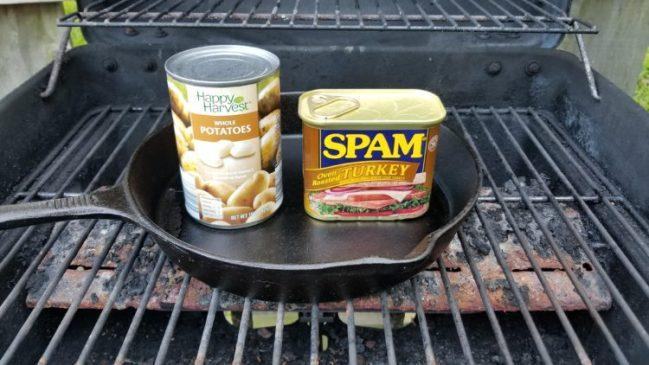 SPAM, turkey, survival, food storage, prepper, preparedness, recipe