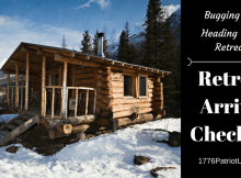 retreat, bugging out, bug out, evacuation, SHTF, preparedness