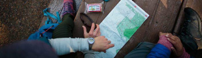 topo map, free