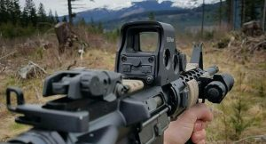 weapons light, AR-15, EOTech, sights, Magpul, SHTF, prepper, preparedness