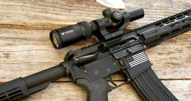 AR-15, Patriot rifle, Vortex, Vortex optics,
