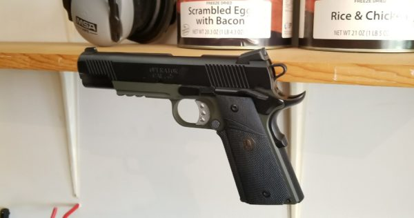 gun magnet, gun, pistol, magnet