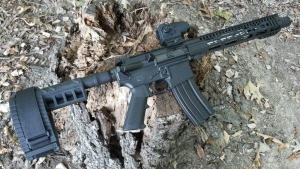 AR-15 pistol, tactical, AR-15, prepper, survival, SHTF,