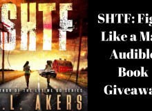 book giveaway, SHTF, audible, audiobook, prepper, fiction