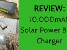 SOLAR CHARGER, BATTERY BANK, PORTABLE POWER, POWER, BATTERY, SHTF, PREPPER