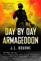 Day by Day Armageddon, zombie, book