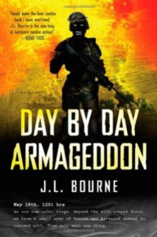 zombie, prepper, preparedness, shtf, book, fiction, Day by Day Armageddon