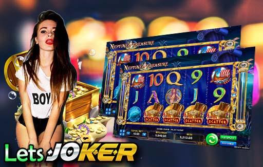 agen slot casino joker123