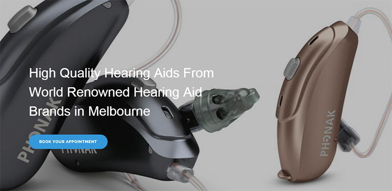 Hearing aids in Melbourne