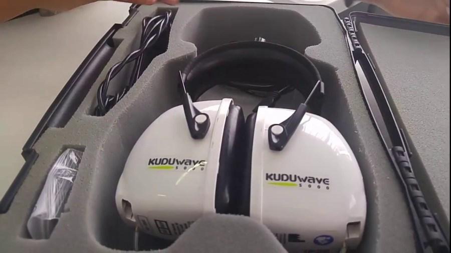 Kuduwave audiometer