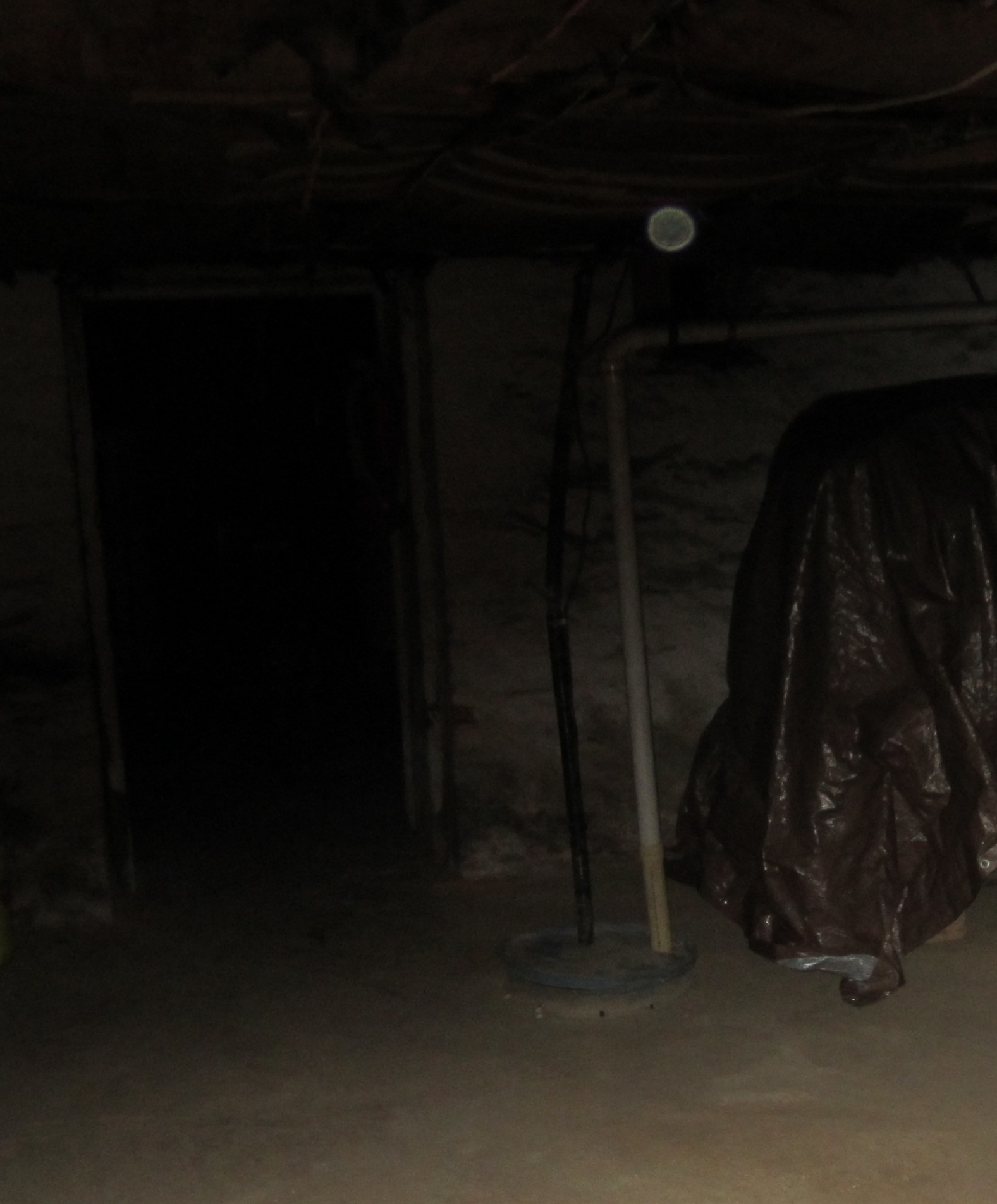 Precisely does Creepy scary basement apologise, but