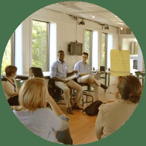 Workshop for CUBE at UNC Social Innovation