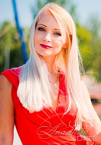 blonde ukrainian woman irina