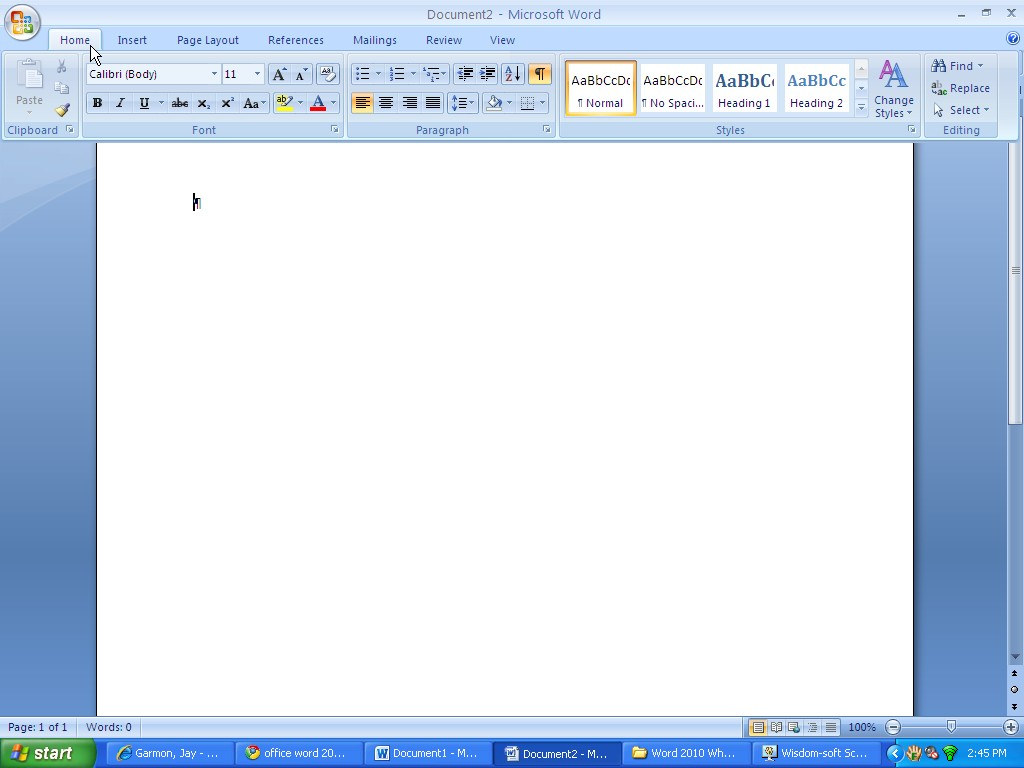 Microsoft Word Review What S New In Word