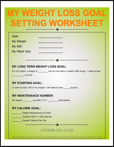 Free Worksheet Calorie Worksheet weight loss worksheet delibertad coffee loss