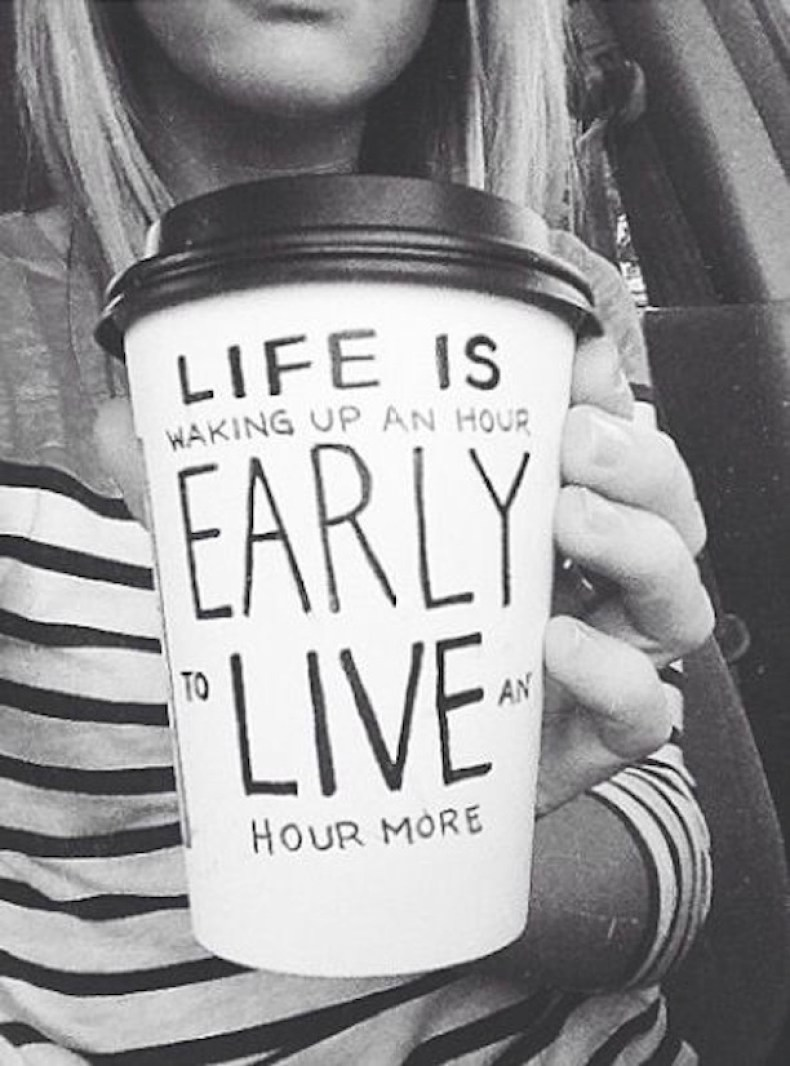 Live life intentionaly