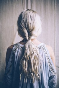 How to Fake A Fishtail Braid   because im addicted