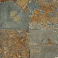 Rustic Brown Multicolor Slate | Kate-Lo Tile & Stone