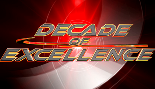 Image result for roh decade of excellence