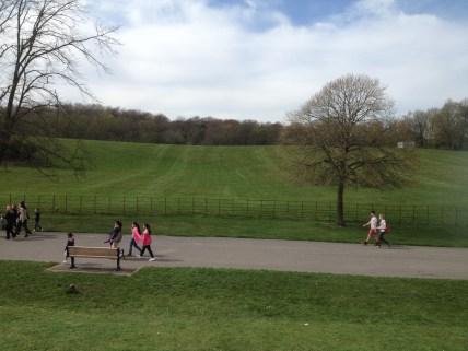Heaton Park Strollers 2014