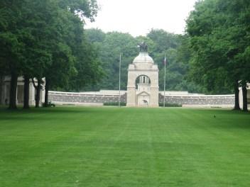 Delville Wood Memorial - Longueval