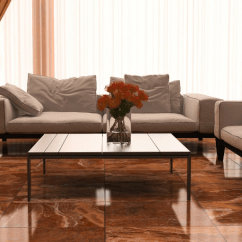 Ceramic Tile Flooring Pictures Living Room Yellow Gray And Tan Using Inexpensive Materials To Create A Rich Look Why News With Glossy
